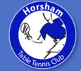 Horsham Table Tennis Club logo