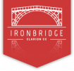 Ironbridge Clarion Cycling Club logo
