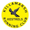 Killamarsh Kestrels Running Club logo