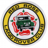 Red Rose Land Rover Club logo