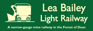 Lea Bailey Light Railway Society logo