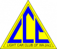 Light Car Club of WA (Inc) logo