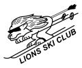 Lions Ski Club logo