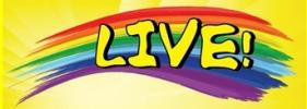 Live! Cheshire logo