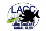 Lure Anglers Canal Club logo
