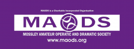 Mossley Amateur Operatic & Dramatic Society logo