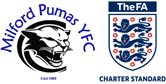 Milford Pumas YFC logo