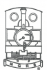 Narrow Gauge Railway Society logo