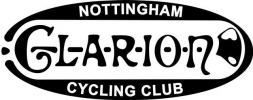 Nottingham Clarion Cycling Club logo