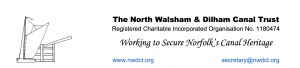 North Walsham and Dilham Canal Trust logo