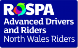 North Wales RoSPA Advanced Riders logo