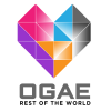 OGAE Rest of the World logo