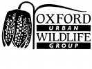 Oxford Urban Wildlife Group logo