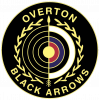 Overton Black Arrows logo
