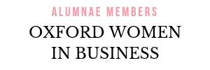 OxWIB Committee Alumnae logo