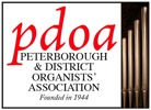 Peterborough and District Organists' Association logo