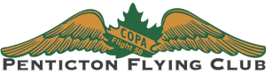 Penticton Flying Club logo