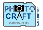 Photocraft Camera Club logo