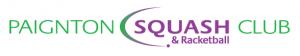 Paignton Squash & Racketball Club logo