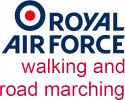 Royal Air Force Walking And Road Marching Association logo