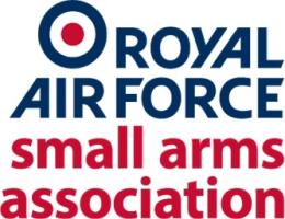 Royal Air Force Small Arms Association logo