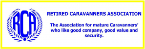 The Retired Caravanners Association logo