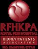 Royal Free Hospital Kidney Patients Association logo