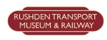 Rushden Historical Transport Society logo