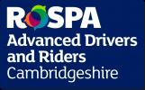RoSPA Advanced Drivers and Riders Cambridgeshire logo