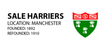 Sale Harriers Manchester logo