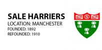 Sale Harriers Manchester logo