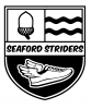 Seaford Striders Running Club logo