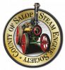 The County of Salop Steam Engine Society logo