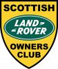 Scottish Land Rover Owners Club logo