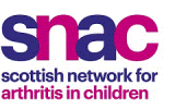 Scottish Network for Arthritis in Children logo