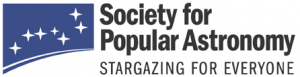 Society for Popular Astronomy logo