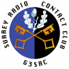 Surrey Radio Contact Club logo