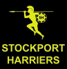 Stockport Harriers & AC logo