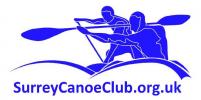 Surrey Canoe Club logo