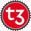 T3 - Tadcaster Triathlon Team logo