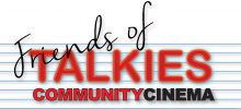 Talkies Community Cinema logo