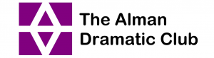 The Alman Dramatic Club logo