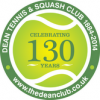 Dean Tennis and Squash Club logo