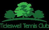 Tideswell Lawn Tennis Club logo