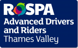 Thames Valley RoSPA Advanced Drivers and Riders logo