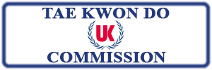 The UK Taekwondo Commission logo