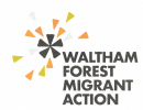 Waltham Forest Migrant Action logo