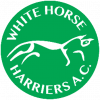 White Horse Harriers AC logo