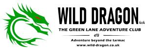 Wild Dragon 4x4 - The Green Lane Adventure Club logo