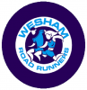 Wesham Road Runners and AC logo